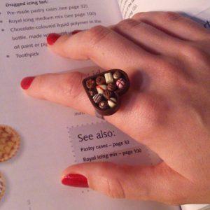 Praline Ring