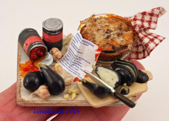 Making Melanzane Parmigiana 5w