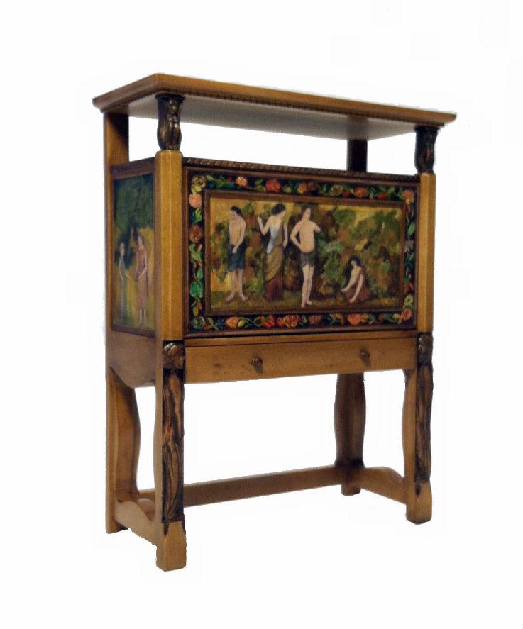 Tudor Desk 3