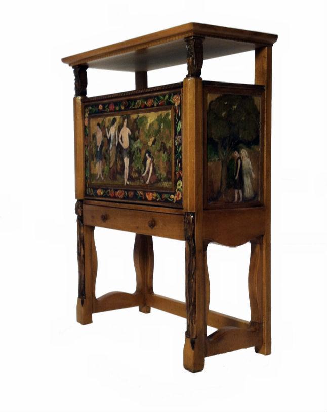 Tudor desk 2
