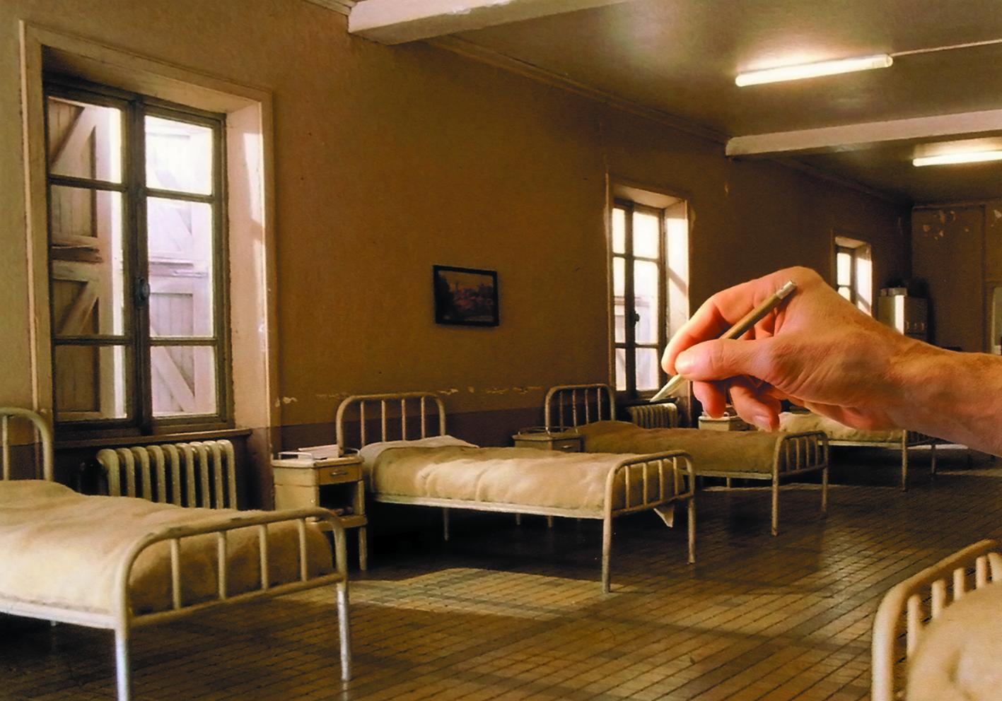 Le dortoir de Dan Ohlmann CMJN