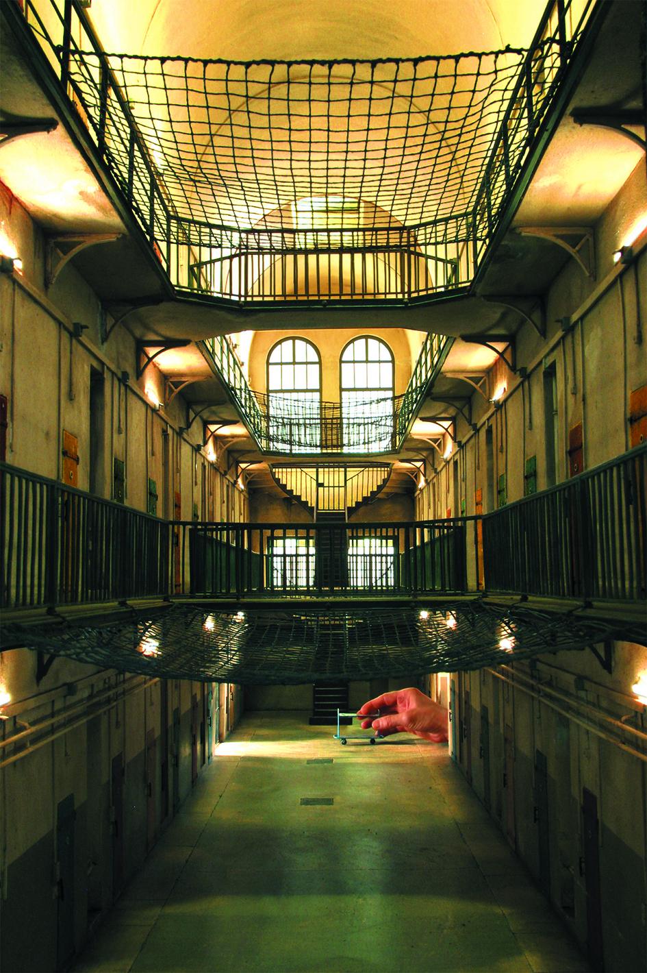 Prison Saint Paul Dan Ohlmann